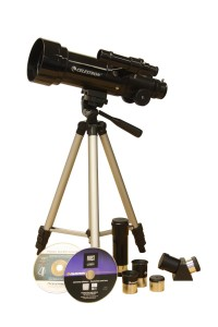 Celestron Travel Scope 70 Refractor Outfit